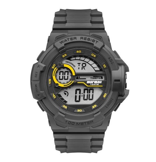 Relógio Mormaii Masculino Mo3660aa/8c Original E Barato + Nf