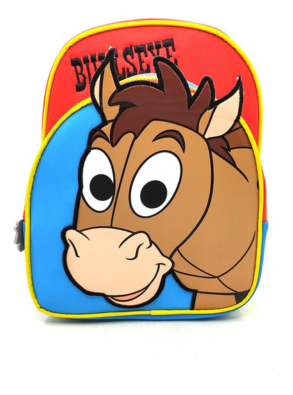 Mochila De Toy Story Bullseye 12