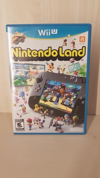 Nintendo Land Para Wii U - Game Completo