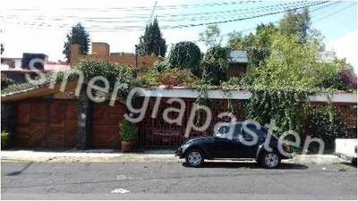 Venta De Casa En Coyoacan Insurgentes Cuicuilco Cdmx