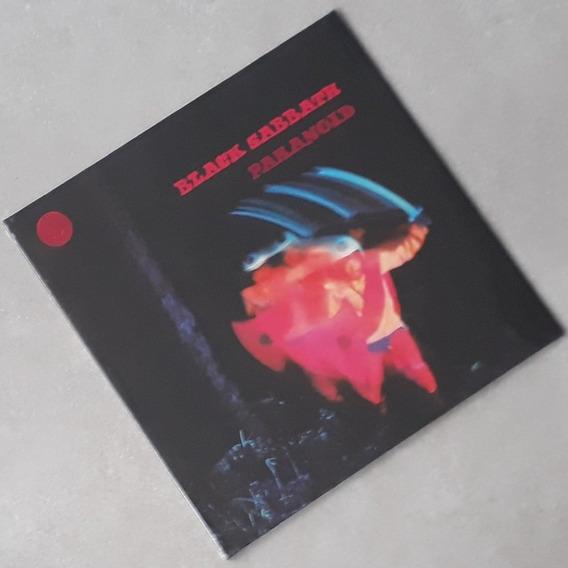 Vinil Lp Black Sabbath Paranoid Vertigo Remasterizado Lacrad