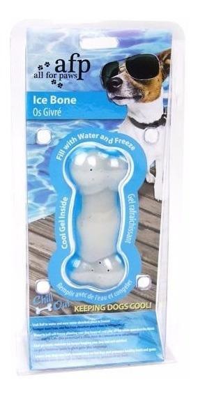 Brinquedo Osso Ossinho De Gelo Para Cães Cachorro Tamanho P