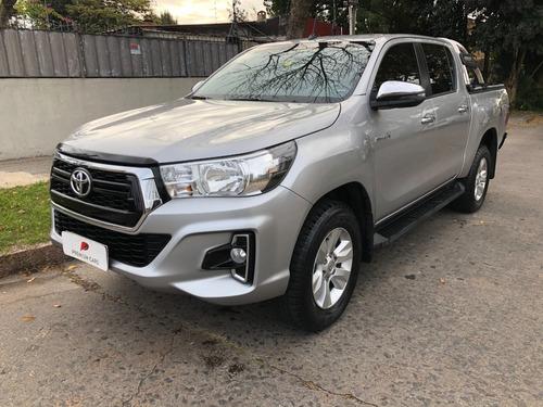 Toyota Hilux Srv Diesel, 2019 - Manual - Desc. Iva