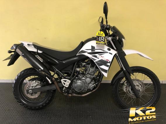 Yamaha Xt660r (2017/2018) Branca!