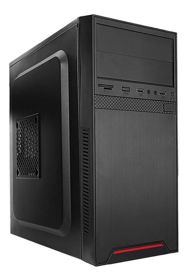 Cpu P/ Escritorio Intel Core I3 Memoria 4g Ddr3 Ssd 120gb