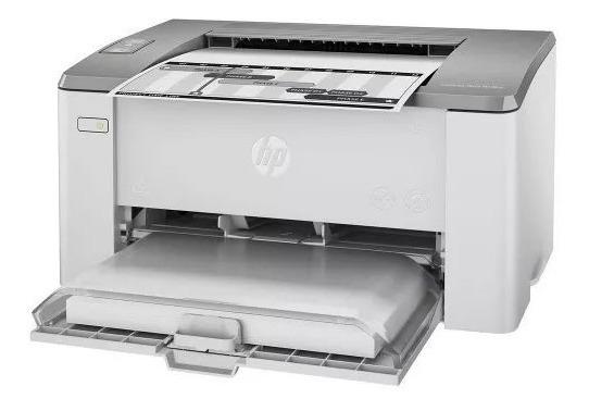 Impressora Hp Pro Laserjet M102w Wireless Tonner Wi-fi 220v