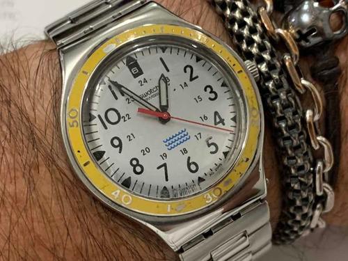 Swatch Swiss Irony Chronograph V8 Quartz