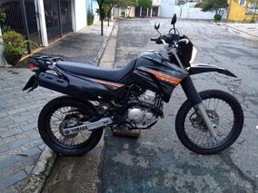 Yamaha Lander 2014