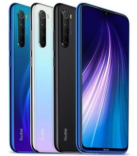 Xiaomi Redmi Note 8 Dual Sim 64 Gb Preto Ou Azul 4 Gb Ram