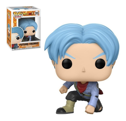 Muñeco Funko Pop Dragon Ball  Future Trunks 313 Original