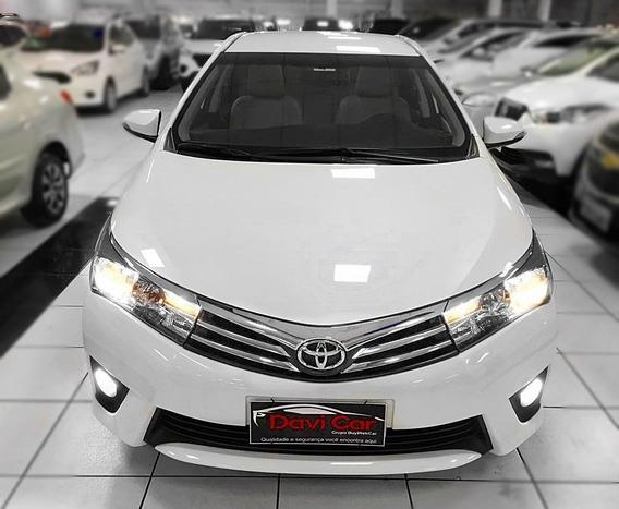 Toyota Corolla 2.0 Xei 16v Top!!!
