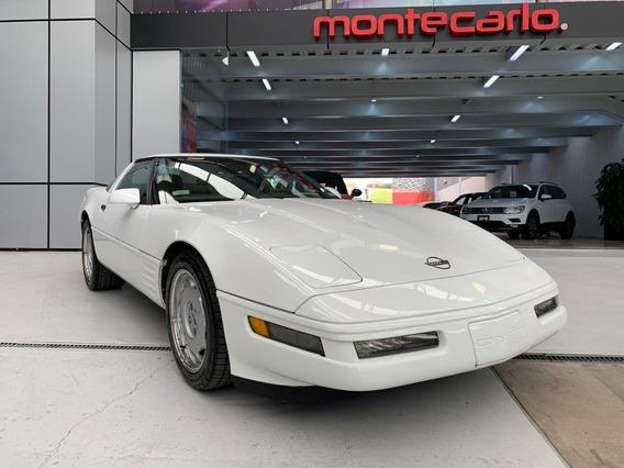 Chevrolet Corvette 1991 Blanco