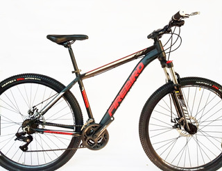 Bici Mtb Fire Bird 21 Vel Disco Mecanico Rod 29