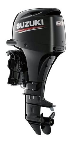 Motor De Popa Suzuki  60 Hp 0km 4 Tempos  Rabeta Especial