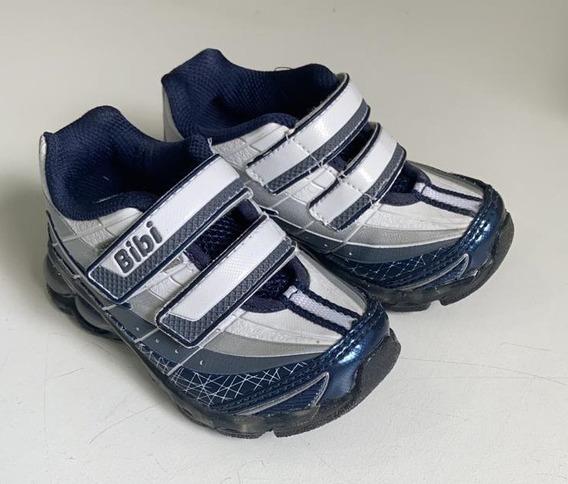 Sapato Tênis Infantil Bibi