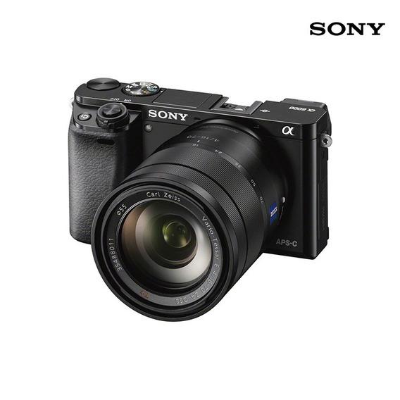 Camara Sony A6000 + Kit 16-50mm Mirrorless Ilce A6300 A6500