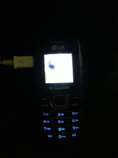 Celular Lg A275 Cod 2935