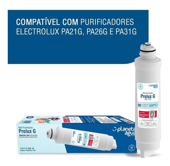 Refil Compatível Aparelho Electrolux Pa21g Pa26g Pa31g Pe11b