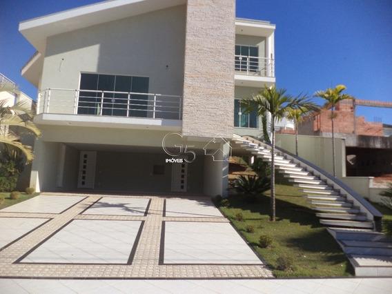 Casa Alto Padrão Em Condomínio Fechado, No Bairro Do Caxambu Em Jundiaí - Ca00148 - 32683018