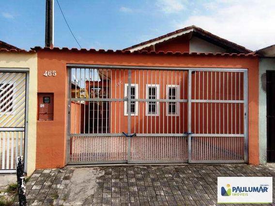 Casa Com 2 Dorms, Balneário Itaóca, Mongaguá - R$ 150 Mil, Cod: 827737 - V827737