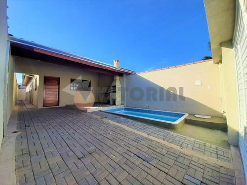 Imagem 1 de 25 de Casa Com 3 Dormitórios À Venda, 97 M² Por R$ 360.000,00 - Pontal De Santa Marina - Caraguatatuba/sp - Ca0640