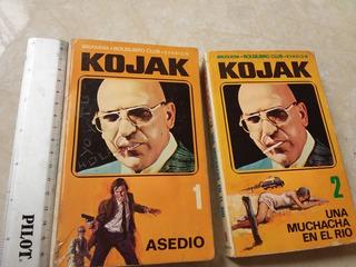 C2 Kojak, Vol. 1 Y 2- Victor B. Miller 1976