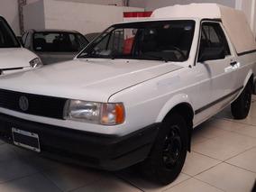 Volkswagen Saveiro 1.6 G.n.c. 1994 3 Puertas Con Cupula