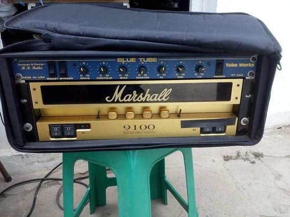 Marshall 9100 Roland Gp8 Blue Tube Tube Works