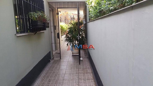 Imagem 1 de 21 de Casa À Venda, 276 M² Por R$ 1.800.000,00 - Perdizes - São Paulo/sp - Ca0429