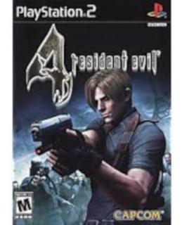 Ps2 Resident Evil 4 Iso Dvd O Usb