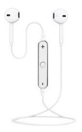 Fone De Ouvido Sem Fio Bluetooth Branco Ltomex