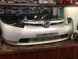 Parachoque Dianteiro Honda Civic 2008 Original