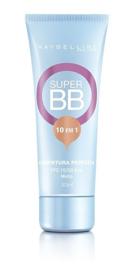 Super Bb Cream Maybelline Medio