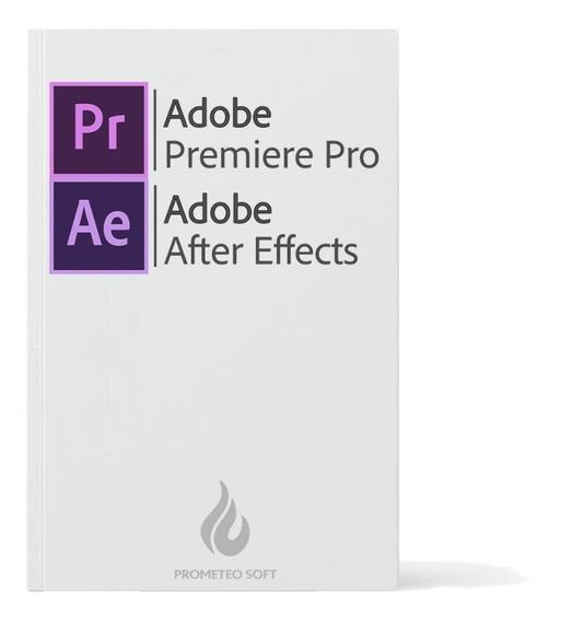 Combo: Pr + Ae | Full Premium | Win / Mac
