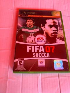 Fifa 07 Soccer Xbox