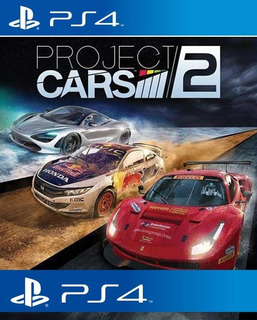 Project Cars 2 Ps4 Udo