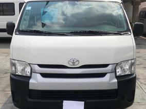 Toyota Hiace 2.7 Ventanas Superlarga Mt 2017