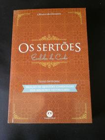 Livro Novo - Os Sertões - Euclides Da Cunha