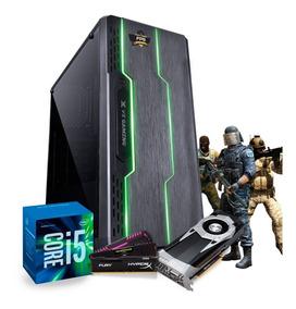 Pc Gamer Intel I5 7400 Gtx 1060 6gb, Ram 8gb Ddr4 600w