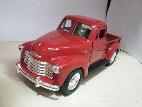 Chevrolet Pickup 1953 De Ferro Ideal Para Colecionar