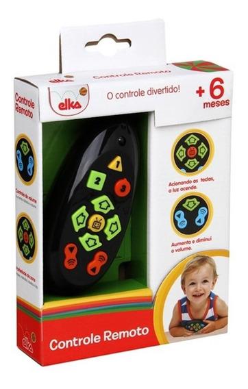 Controle Remoto Interativo Infantil Elka