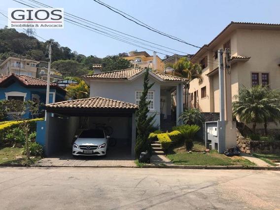 Casa Com 3 Dormitórios À Venda, 165 M² Por R$ 980.000 - Jardim Itatinga - São Paulo/sp - Ca0167