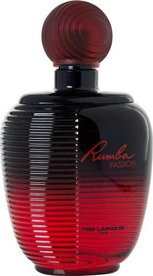 Perfume Rumba Passion Ted Lapidus Edt 100ml ( Sem Caixa )
