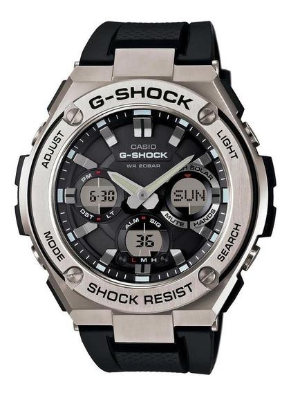 Reloj Casio G-shock Gsteele Para Caballero-gst-s110-1acr