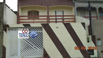 Casa Para Locação Em Limeira, Jardim Residencial Santina Paroli Peccinino, 4 Dormitórios, 1 Suíte, 3 Banheiros - 7695
