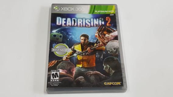 Jogo Dead Rising 2 - Xbox 360 - Original - Usado