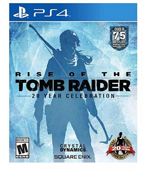 Rise Of The Tomb Raider | Ps4 1 | Promoção