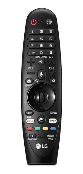 Controle Magic Lg An-mr650a - Somente Tvs Modelos Uj - Novo