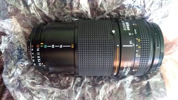 Vendo Lente Da Câmera Nikon Af Nikkor 35_135mm