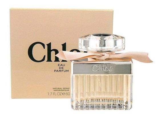Chloé Eau De Parfum 50ml Feminino | Original + Amostra